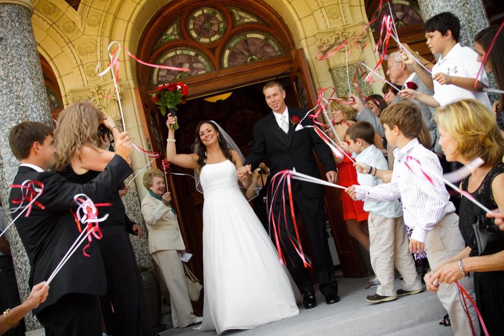 Jenny Smith Wedding